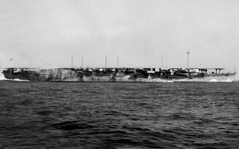 千歳型航空母艦 千代田