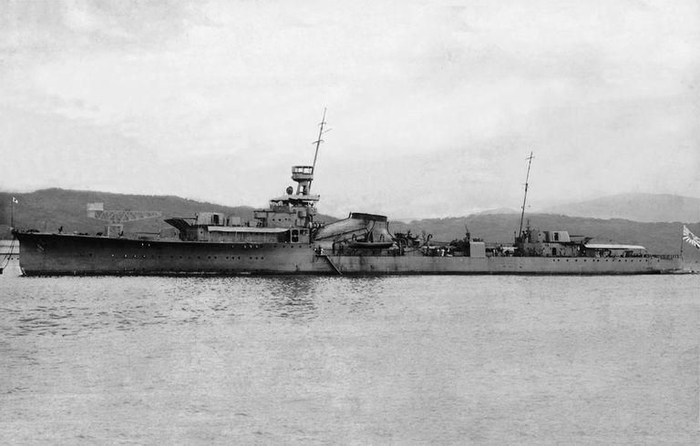 軽巡洋艦の画像 p1_22