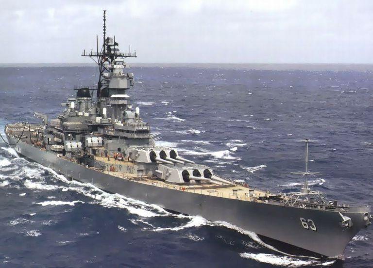 アイオワ級戦艦の画像 p1_27