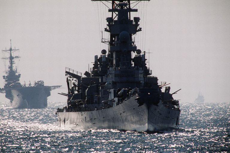 アイオワ級戦艦の画像 p1_23